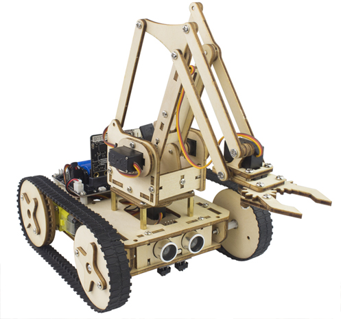 Armbit робот на платформе microbit