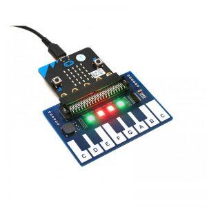 Технические характеристикимини-пианино модуль для микробит