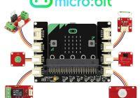 Стартовый комплект (starter kit) для microbit