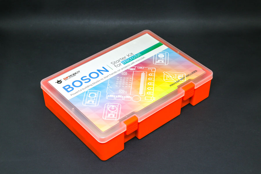 Стартовый комплект для microbit четыре проекта DIY