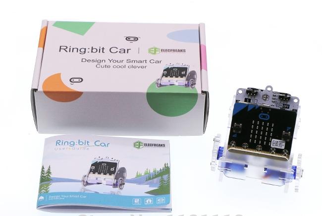 Ringbit умный робот автомобиль на microbit описание