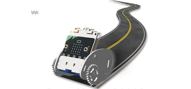 КупитьRingbit умный робот автомобиль на microbit