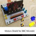 Плата расширения microbit для управления электромоторами