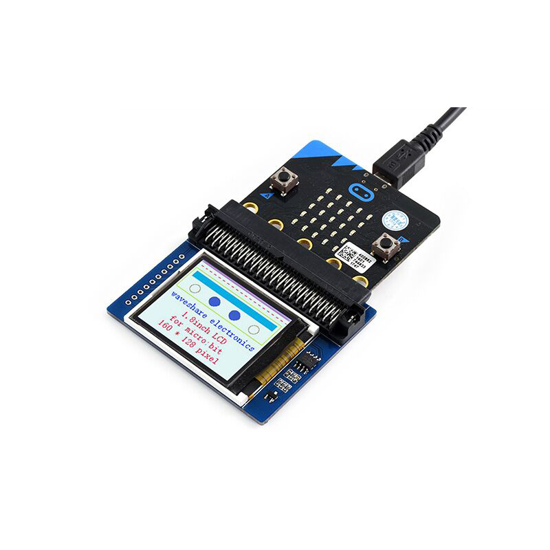 1,8 дюймовый цветной ЖК-дисплей модуль модулядля BBC micro:bit
