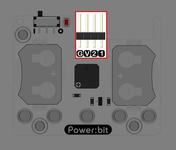 ОсобенностиPower:bit плата питания для micro:bit