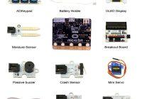 Тинкер комплект для детей и начинающих в изучении microbit