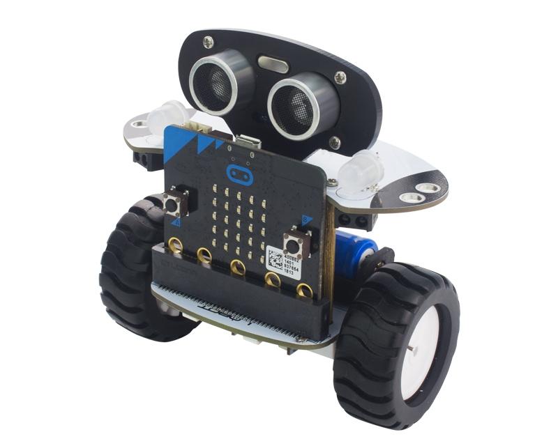 LOBOT Qbit робот комплект для microbit