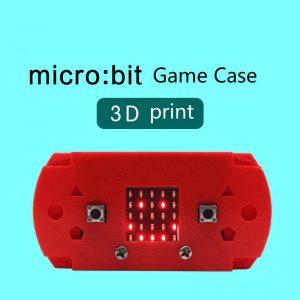 Защитный чехол microbit с держателем батареи