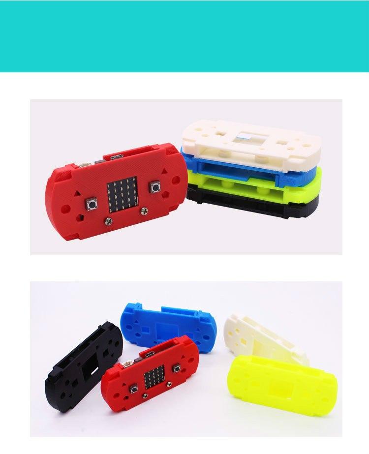 Купитьзащитный чехол (корпус) microbit с держателем батареи